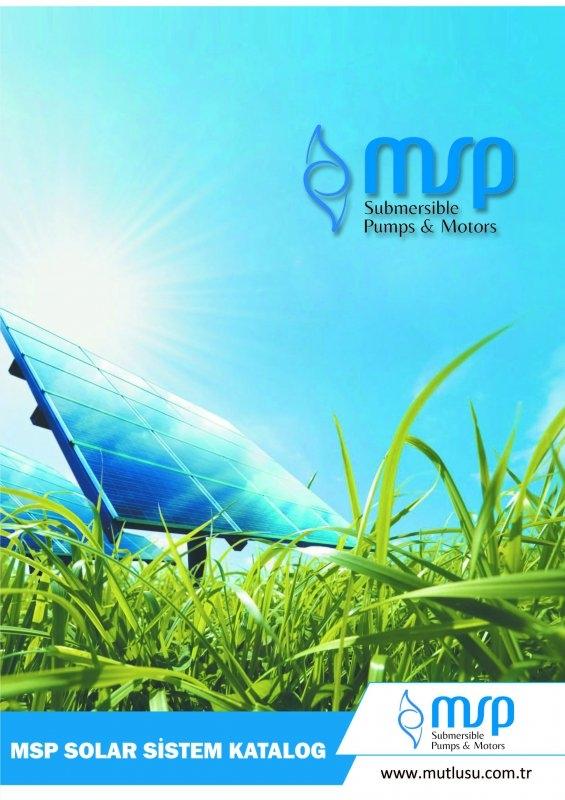 SOLAR Pompa Sistemleri