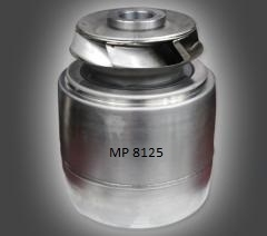 MSP 8125 Stainless Steel Submersible Pump 60 Hz