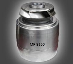 MSP 8160 Stainless Steel Submersible Pump 60 Hz