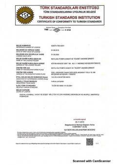 Mutlusu TS EN ISO 9908