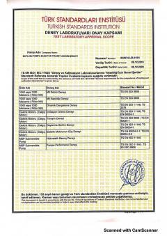 Mutlusu TSE 17025 LYB Belgesi-Sayfa-1
