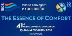 We kindly invite you MCE 2018 13-16 March at Italy Milano