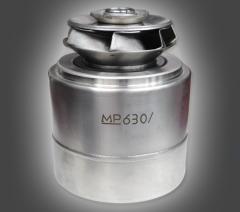MSP 630 Paslanmaz Dalgıç Pompa